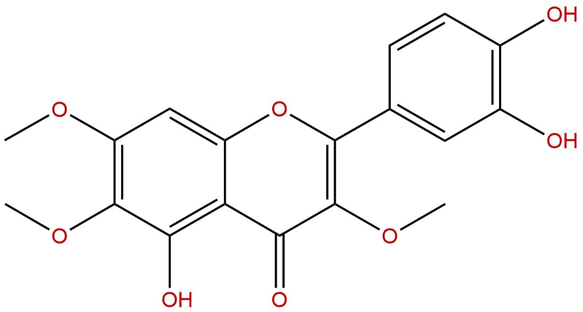 3,6,7-Trimethylquercetagetin