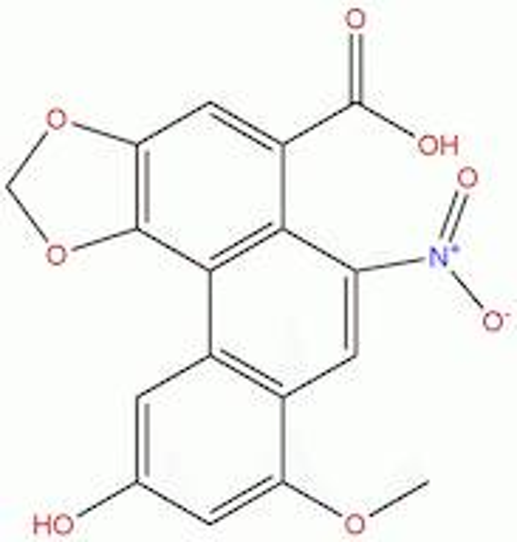 Aristolochic acid D