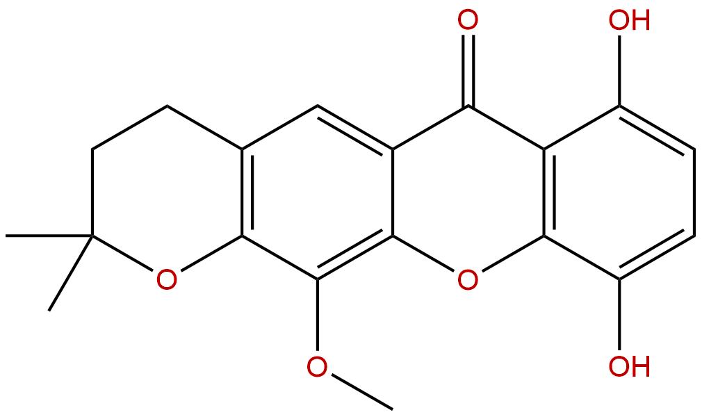 Garcinexanthone A