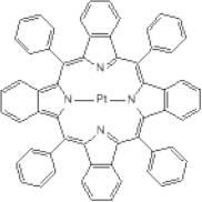 Pt(II) meso-Tetraphenyl Tetrabenzoporphine