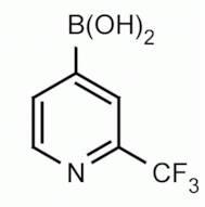 2-(Trifluoromethyl)pyridine-4-boronic acid