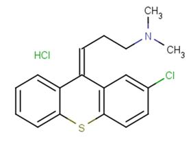 Chlorprothixene hydrochloride