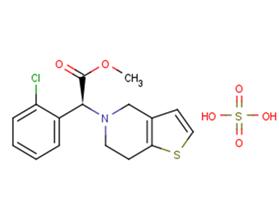(S)-(+)-Clopidogrel hydrogen sulfate
