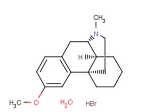 Dextromethorphan HBr monohydrate