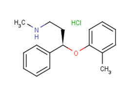 Atomoxetine hydrochloride