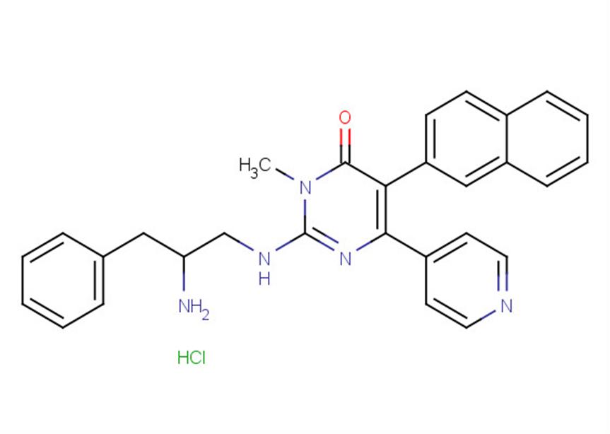 AMG-548 hydrochloride