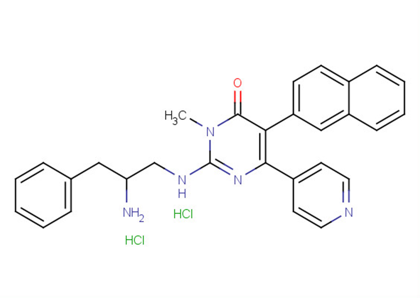 AMG-548 dihydrochloride