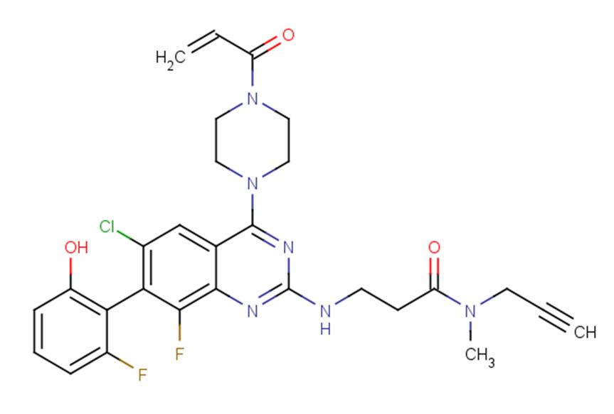 ARS-1323-alkyne