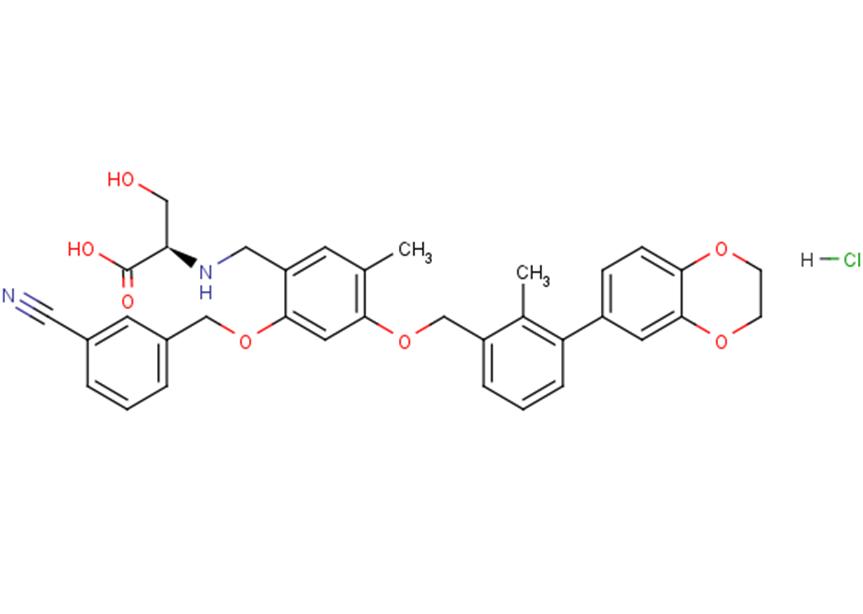BMS-1001 hydrochloride
