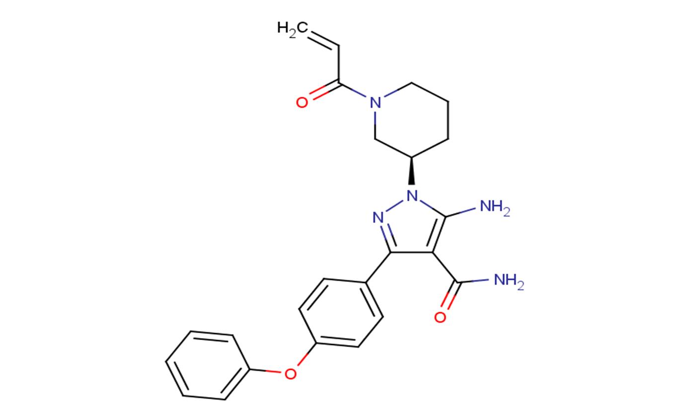 Btk inhibitor 2