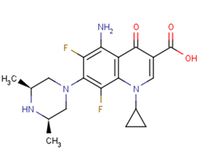 Sparfloxacin
