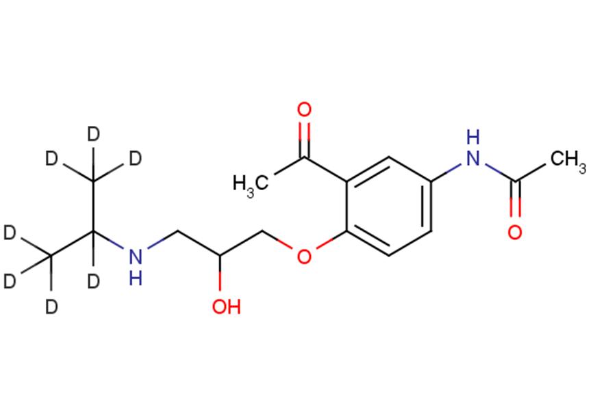 Diacetolol D7