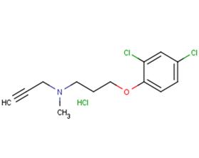 Clorgyline hydrochloride