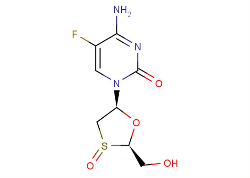 Emtricitabine S-oxide