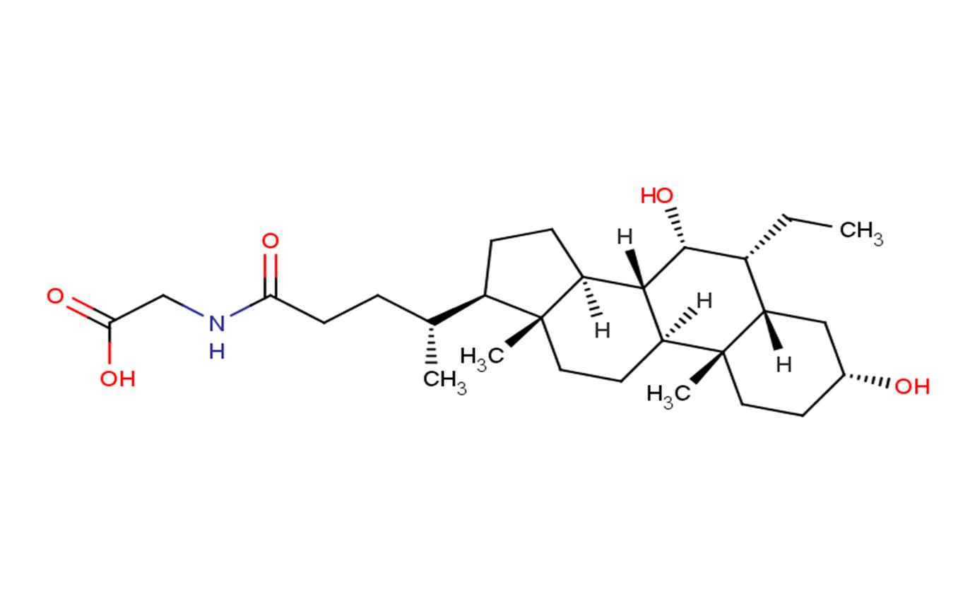 Glyco-Obeticholic acid