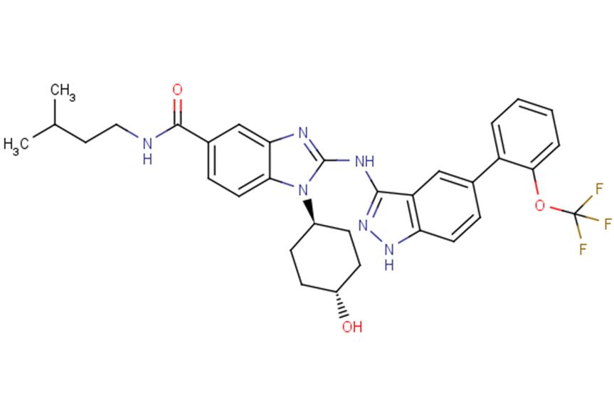IRAK inhibitor 4 trans