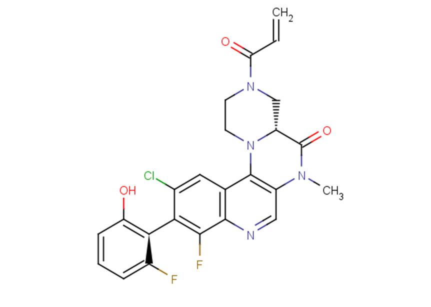 KRAS G12C inhibitor 14