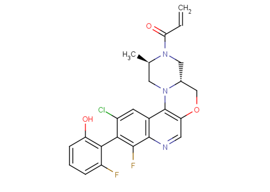 KRAS G12C inhibitor 17