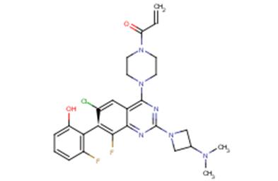 KRAS inhibitor-7