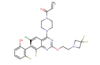 KRAS inhibitor-8