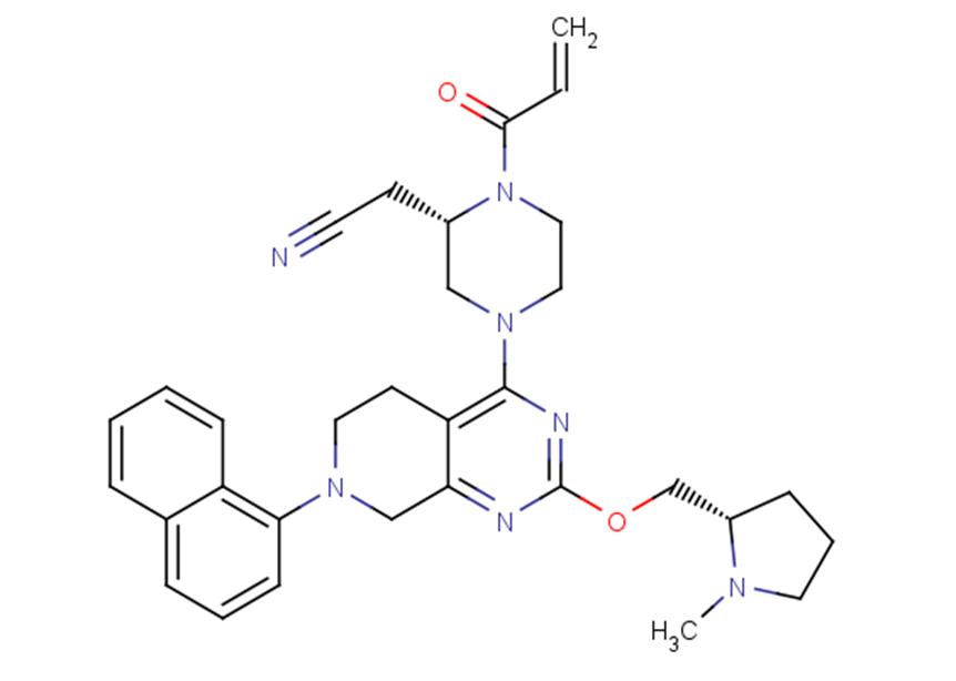 KRAS G12C inhibitor 5