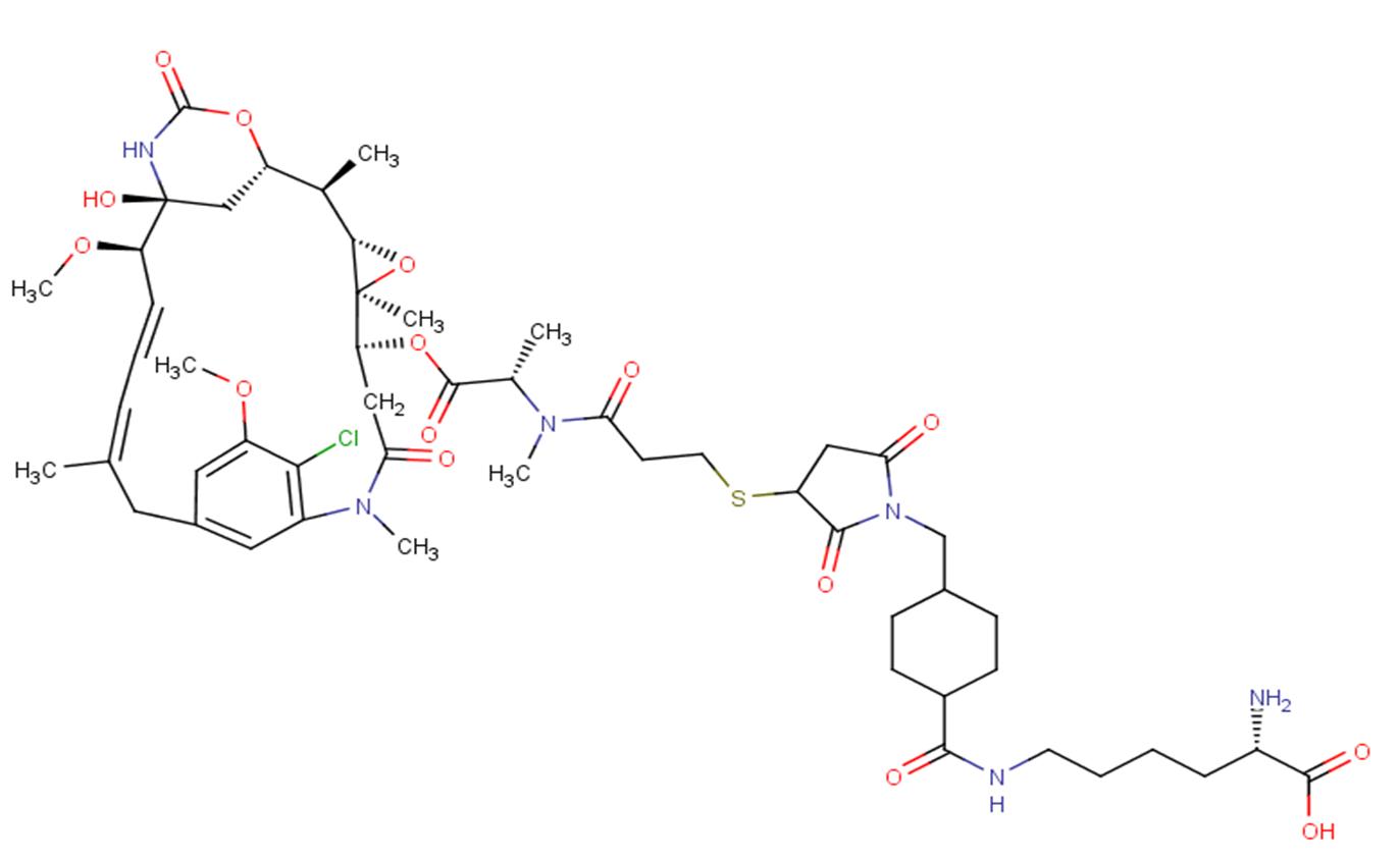 Lys-SMCC-DM1