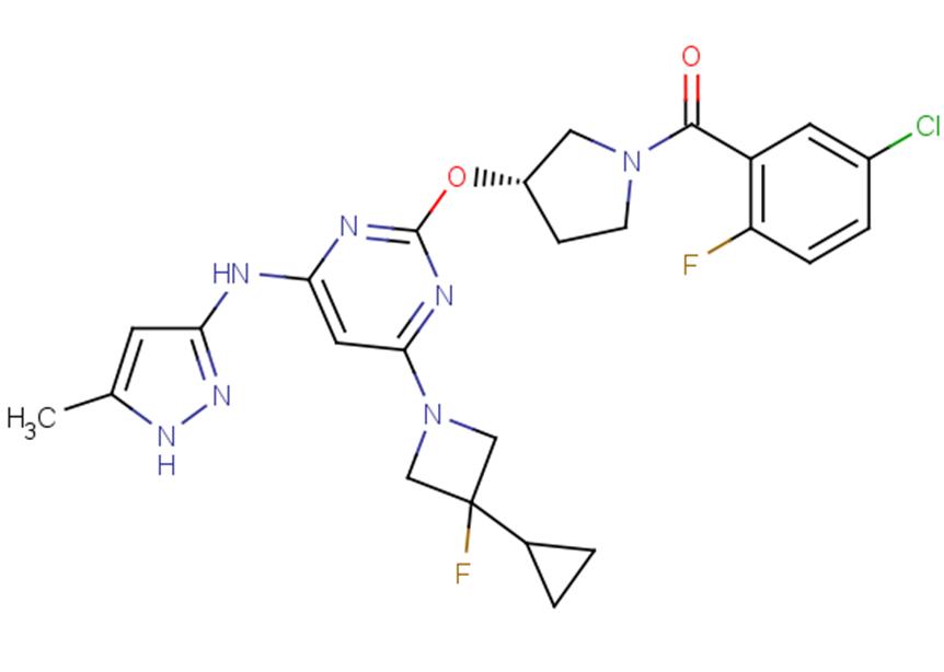 Aurora B inhibitor 1