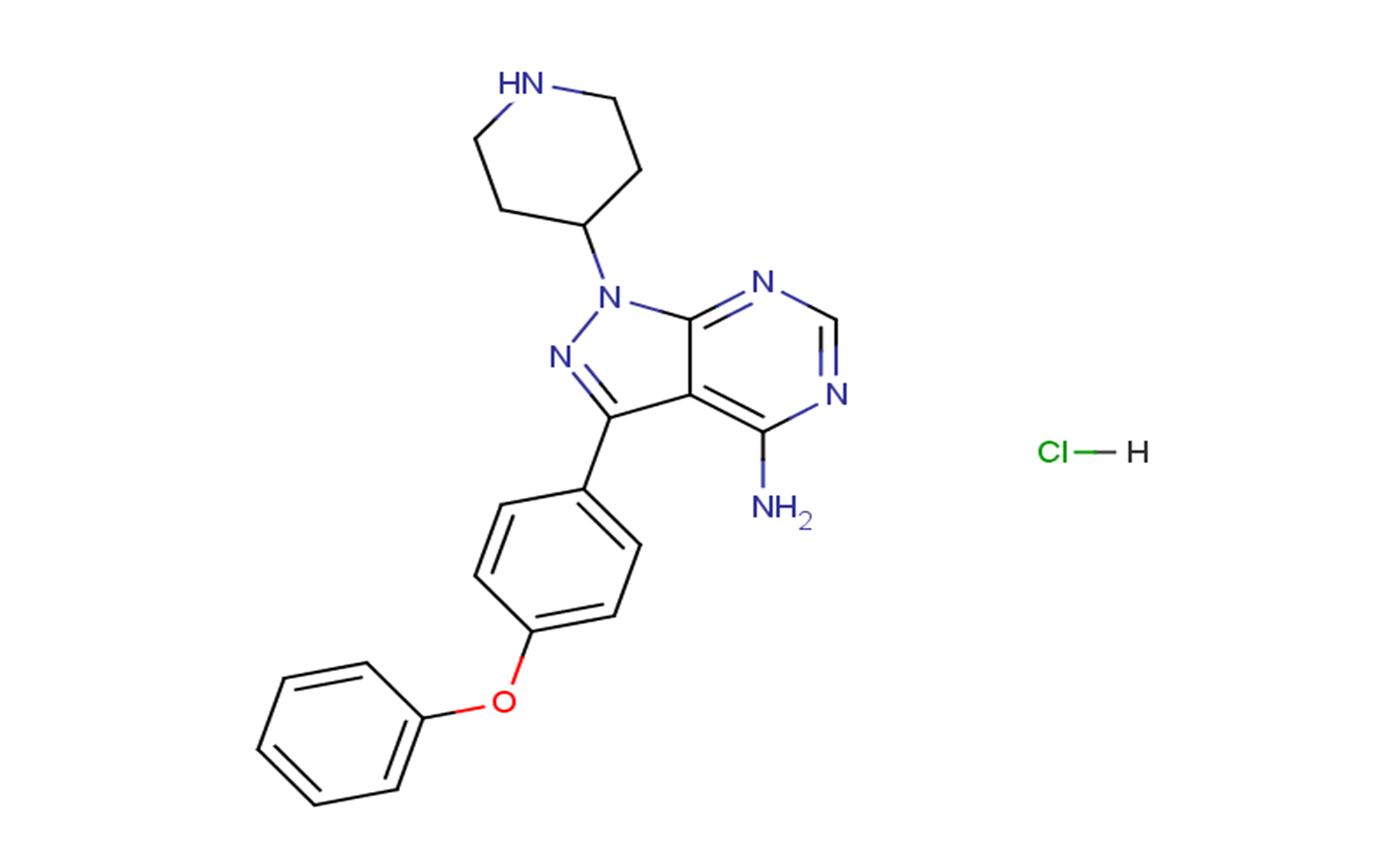 N-piperidine Ibrutinib hydrochloride