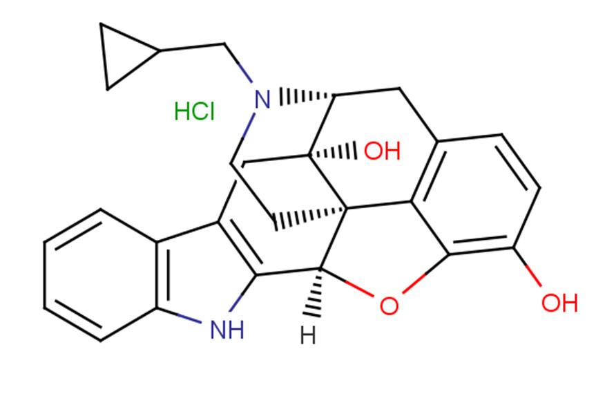 Naltrindole hydrochloride