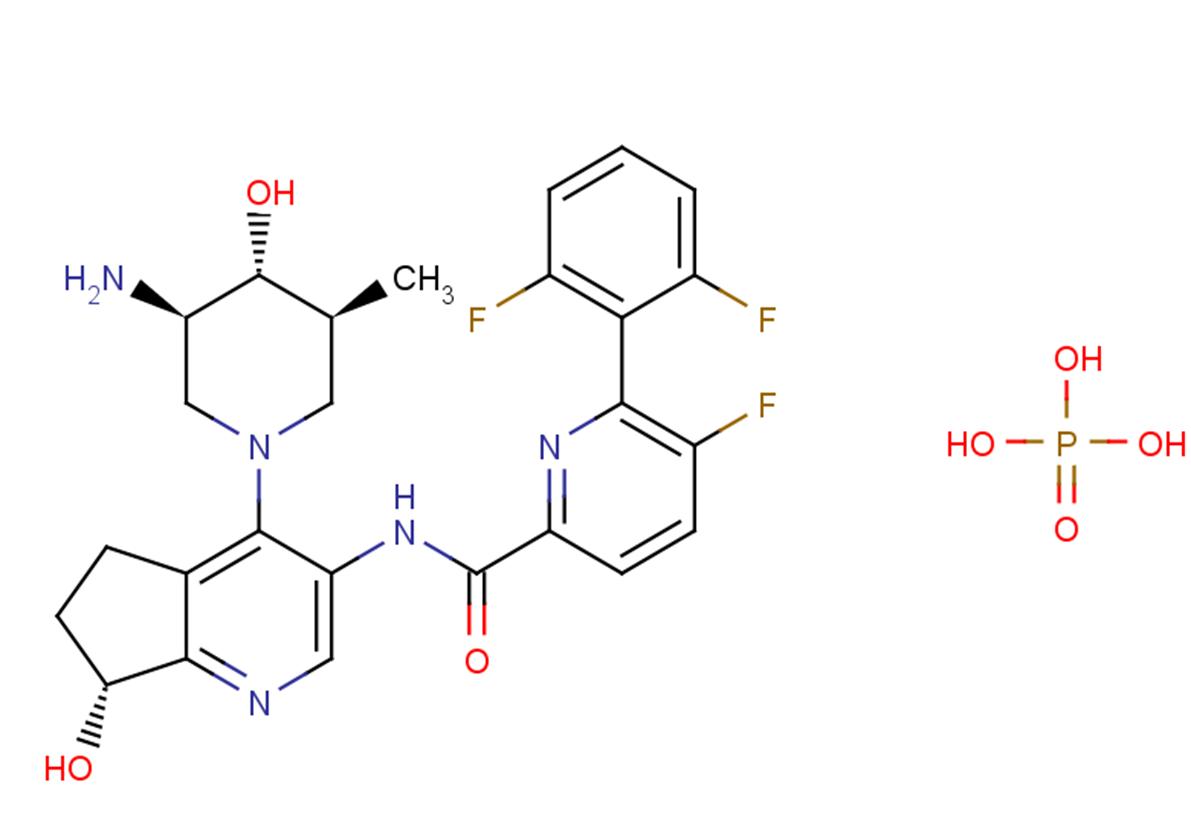 INCB053914 phosphate
