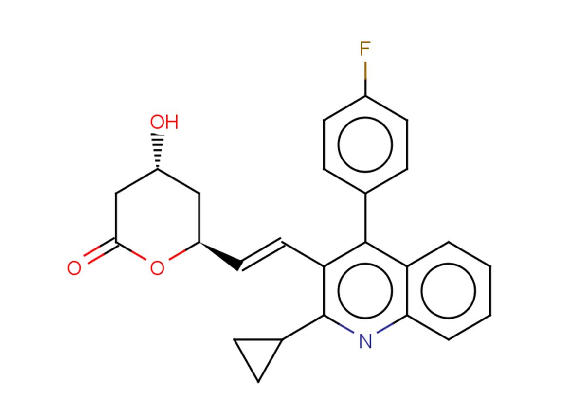 Pitavastatin lactone
