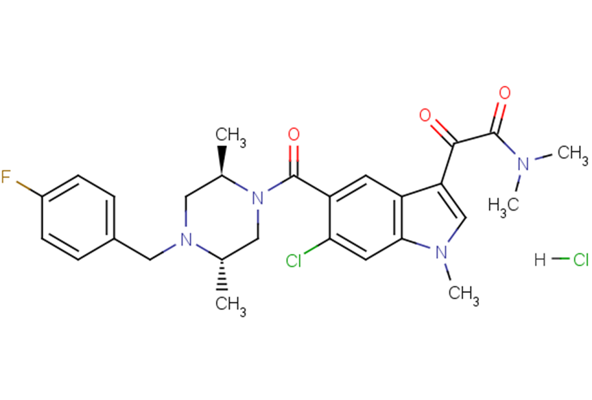 Talmapimod hydrochloride