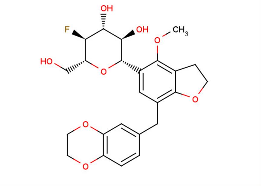 SGLT inhibitor-1