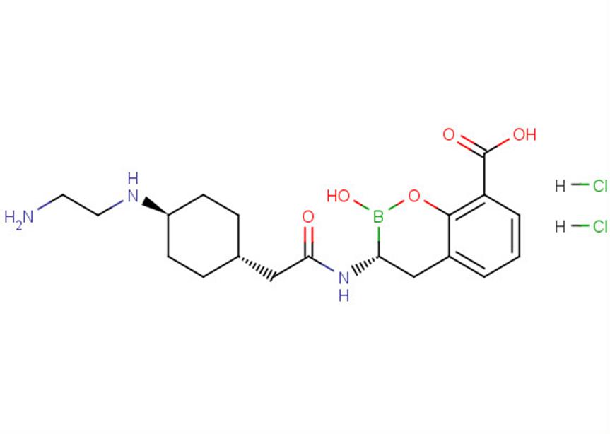 Taniborbactam hydrochloride