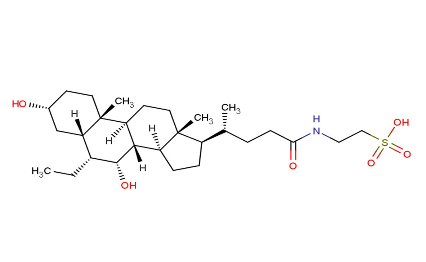 Tauro-Obeticholic acid
