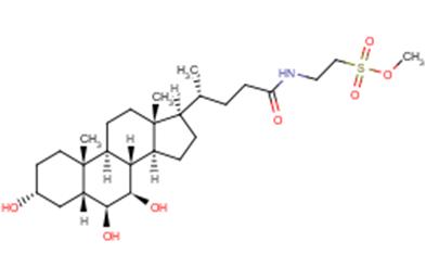 Tauro--muricholic acid sodium