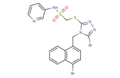 URAT1 inhibitor 1
