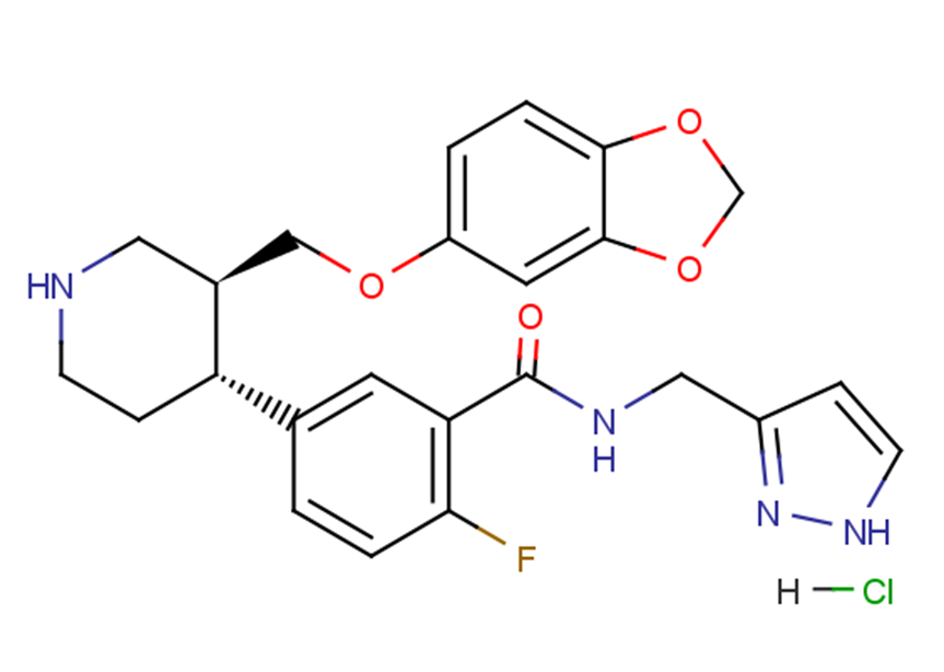 GRK2-IN-1 hydrochloride