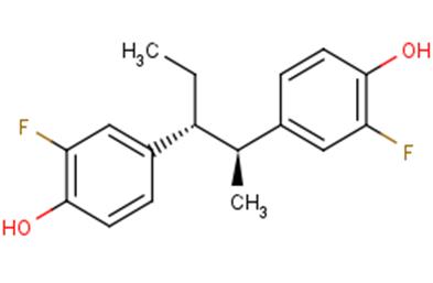Bifluranol