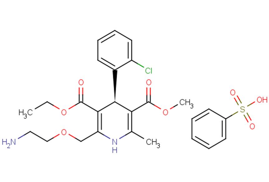 Levamlodipine besylate