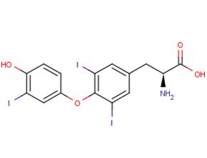 O-(4-Hydroxy-3-iodophenyl)-3,5-diiodo-L-tyrosine