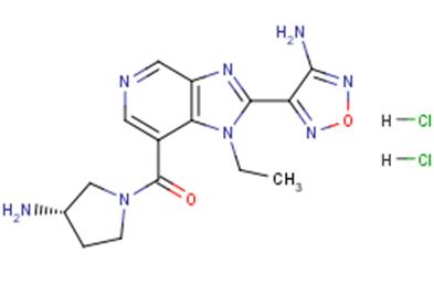 SB-772077B dihydrochloride