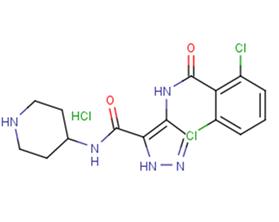 AT 7519 hydrochloride salt