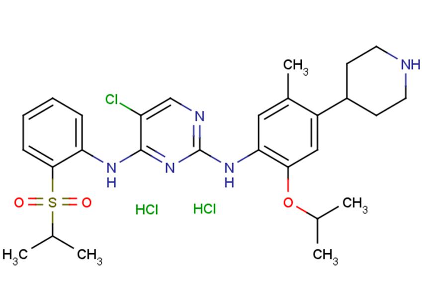 LDK378 dihydrochloride