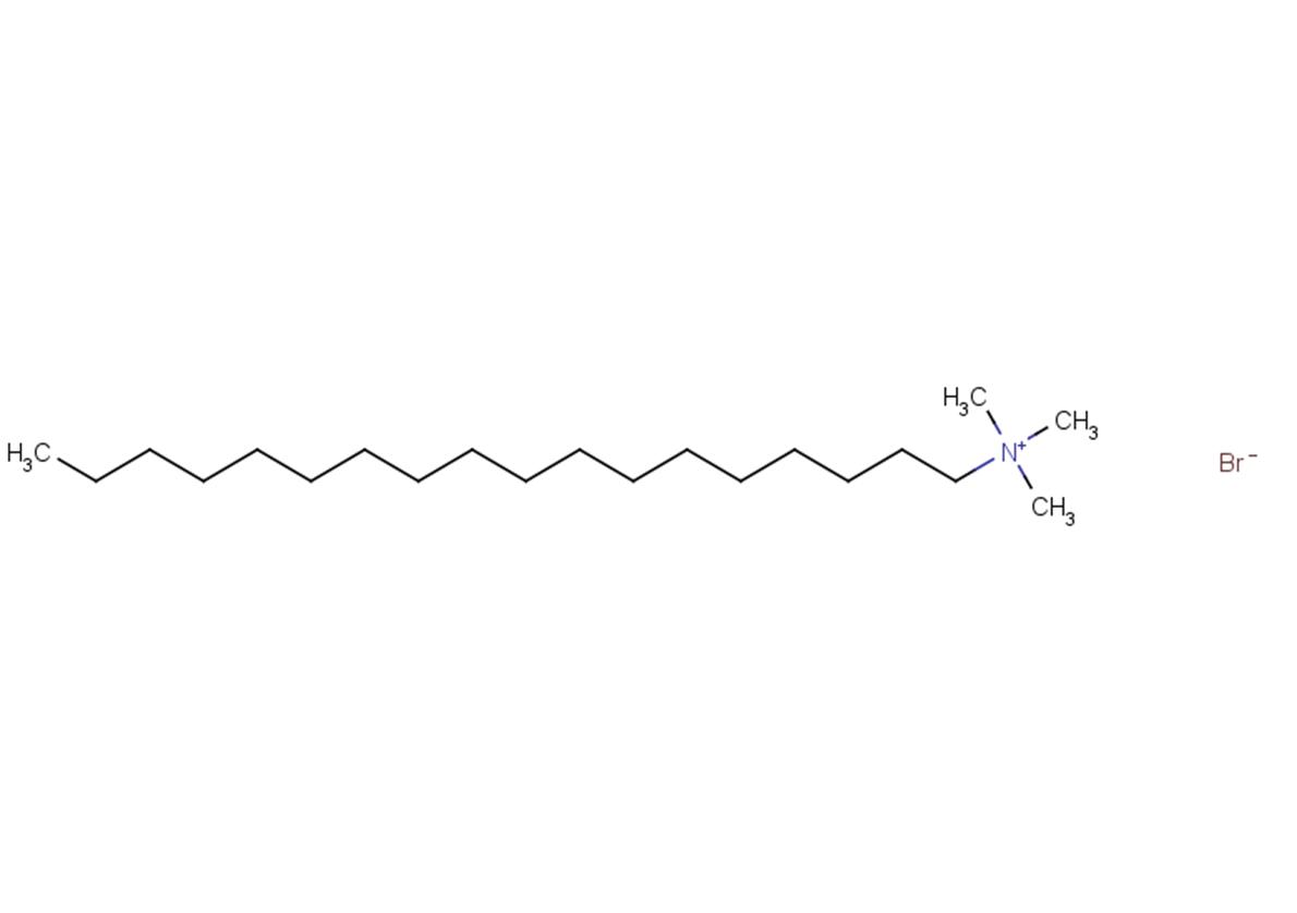 Trimethyloctadecylammonium bromide