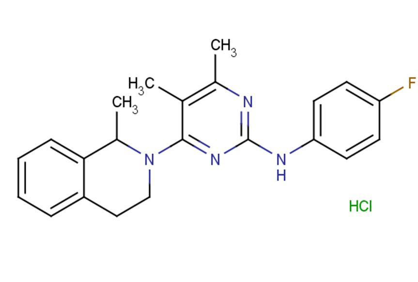 Revaprazan hydrochloride