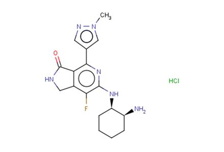 TAK-659 hydrochloride
