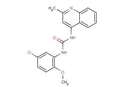 PQ401 hydrochloride (196868-63-0(free base))