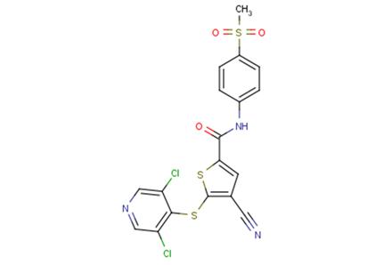 USP7/USP47 inhibitor