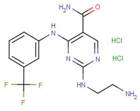 Syk Inhibitor II (hydrochloride)